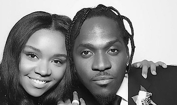 Pusha T Engaged! [Photos]