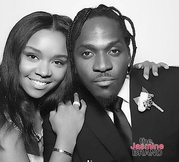 Pusha T Engaged! [Photos]
