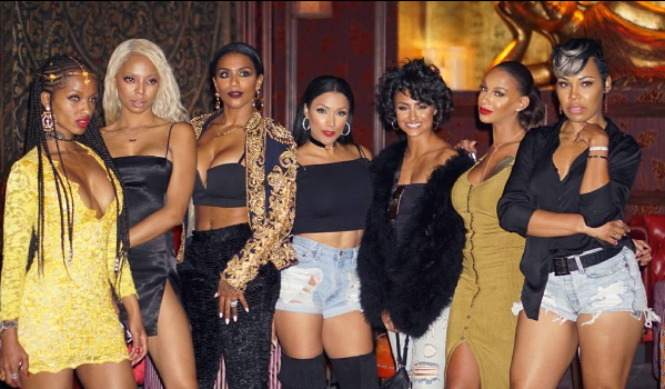 """The Platinum Life"" Reality Show Teaser w/ Lola Monroe, Shantel Jackson, Nazanin Mandi, Crystal Smith & More"