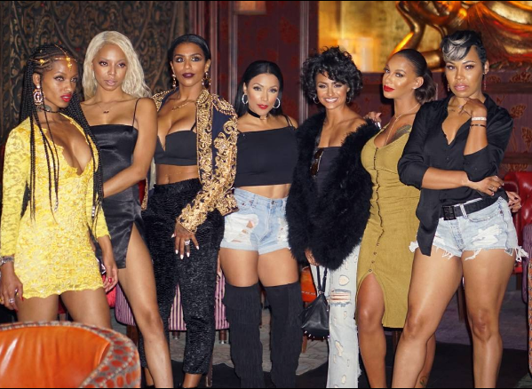 """The Platinum Life"" Teaser w/ Lola Monroe, Shantel Jackson, Nazanin Mandi, Crystal Smith & More"