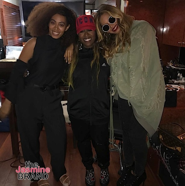 Ciara Rocks Chinese Fashion, Kelly Rowland & J.Hud Hit A Block Party + Beyonce & Janet Jackson Pop-Up For Missy Elliott's Set