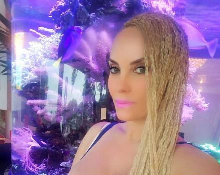 Ice T's Wife Addresses Backlash For Wearing Braids: This shouldn't be a race thing.