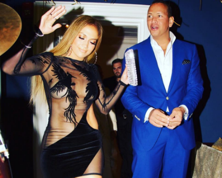 J.Lo Celebrates 48th Birthday In Miami w/ A-Rod [Photos]