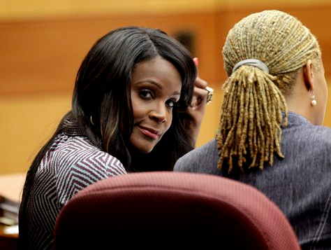 EXCLUSIVE: Woman Suing Usher Over Alleged Herpes, Hires Tameka Foster's Lawyer
