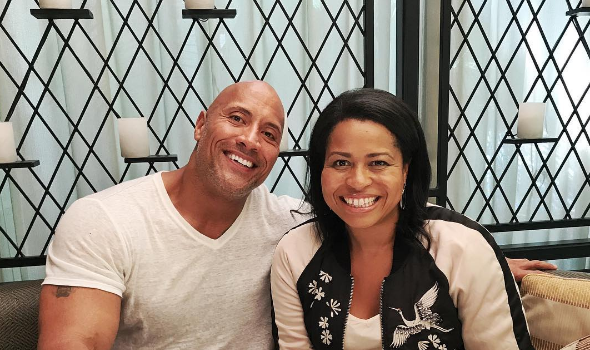 """The Rock & """"Power"""" Creator Courtney Kemp Teaming Up For New Movie"""