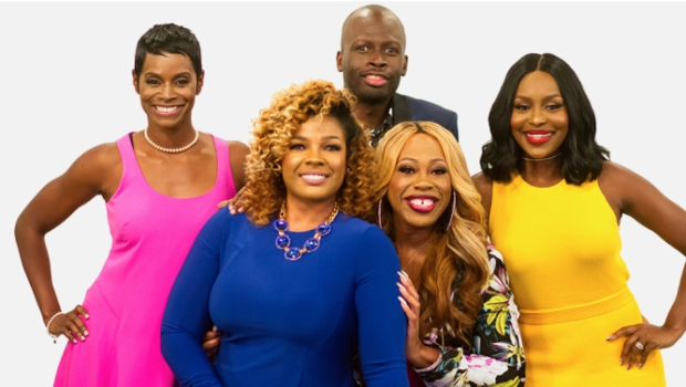 "TV One Announces ""Sister Circle"" Talk Show w/ Syleena Johnson, Quad Webb-Lunceford, Rashan Ali, Kiana Dancie & Funky Dineva"