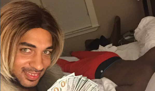 """Joanne The Scammer"" Prepping TV Show"