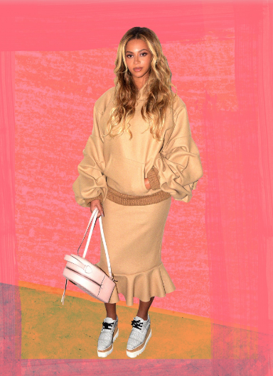 Beyonce Rocks Gucci, Stella McCartney & Johanna Ortiz For Sister Solange's Show [Celebrity Fashion]