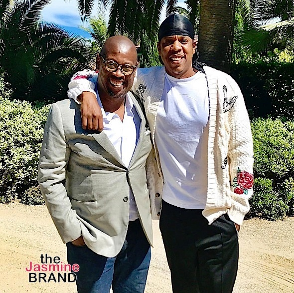 RHOA Takes A Girls Trip, Kerry Washington Celebrates Katie Lowes' Baby Bump + Jay-Z Lunches w/ Andre Harrell