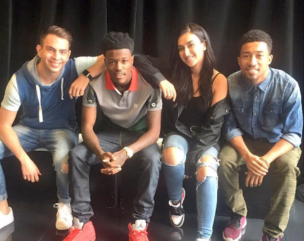 MTV 'TRL' Reboot Announces New Hosts: D.C. Young Fly, Erik Zachary, Amy Pham, Tamara Dhia & Lawrence Jackson