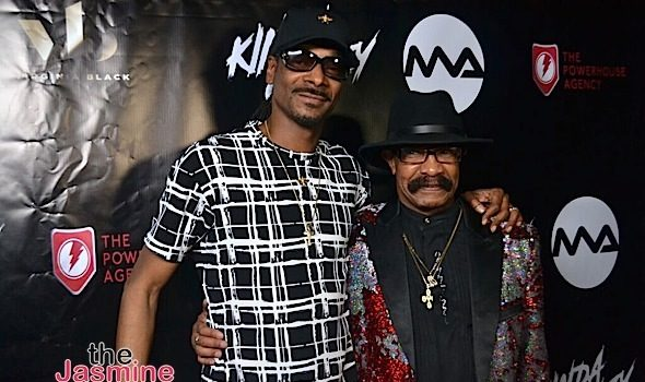 Drake's Dad Dennis Graham Releases 'Kinda Crazy' Video + Celebrates Launch w/ Snoop, Apryl Jones, Donovan Carter