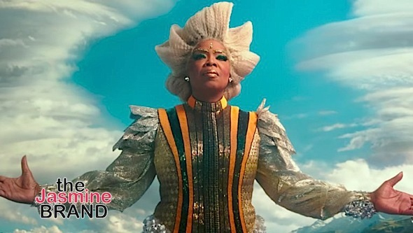 """A Wrinkle In Time"" Trailer w/ Reese Witherspoon, Oprah, Mindy Kaling, Storm Reid,  Gugu Mbatha-Raw"