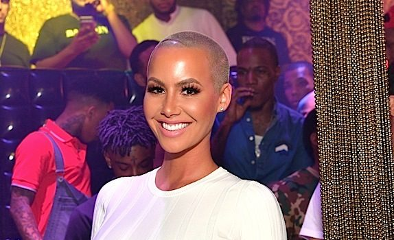 """Amber Rose On Coparenting With Ex-Husband Wiz Khalifa: """"It's just easy."""""""