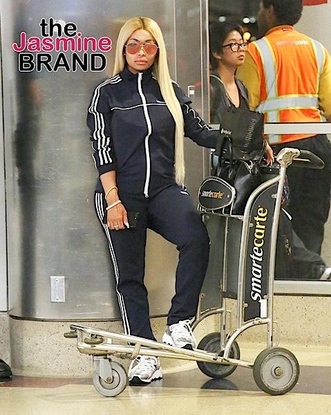 Nicole Murphy, Aisha Tyler, will.i.am, Smokey Robinson & Blac Chyna [Celebrity Stalking]