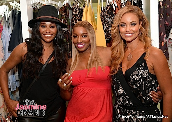 Reality Star Gizelle Bryant Hosts EveryHue Pop-Up: Nene Leakes, Angie Stone, Quad Webb-Lunceford, Erika Liles, Mariah Huqq Attend [Photos]