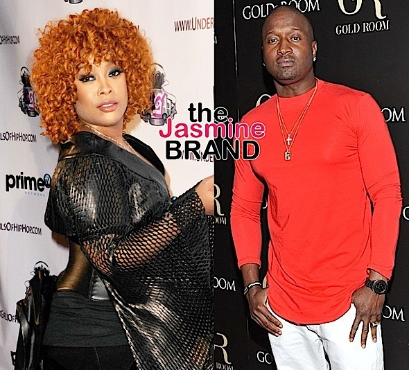 Da Brat: Kirk Frost Bought Me A New Car & Gave Me Money