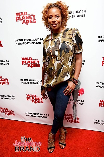 """""""War For The Planet Of The Apes"""": Dwight Howard, Bambi, Dr. Heavenly, Eva Marcille, Headkrack Attend"""