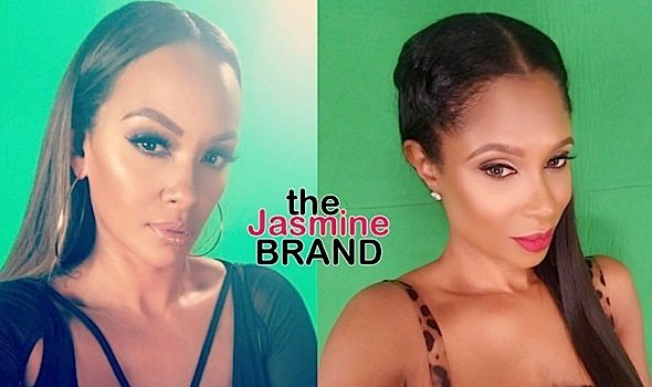 Evelyn Lozada On Reuniting w/ Jennifer Williams: I think it's okay to say 'I'm sorry, I f***d up.'