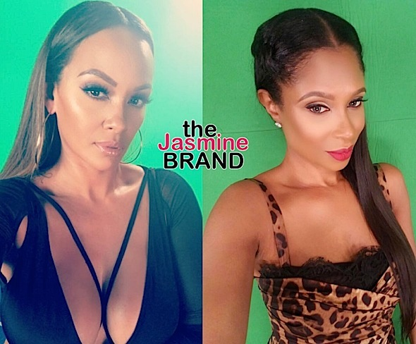'Basketball Wives' Ex-BFFs Jennifer Williams & Evelyn Lozada Make Up After Ongoing Feud