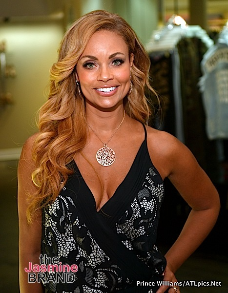 EXCLUSIVE: Reality Star Gizelle Bryant On RHOP Drama, Robyn's Relationship w/ Juan Dixon, Rumors Phaedra Parks Dated Her Ex + New Beauty Line (INTERVIEW)