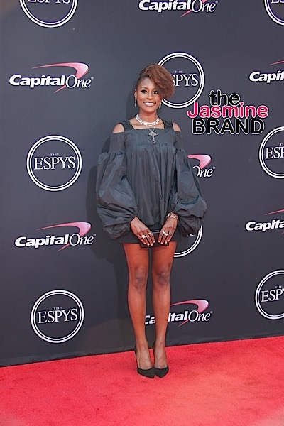 "Issa Rae Isn't Ready to Talk About Her Rumored Engagement: ""I Didn't Announce Sh*t!"""