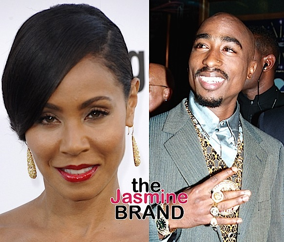 Jada Pinkett Smith Turned Down Role In 'Dead Presidents' Over Her Friendship With Tupac