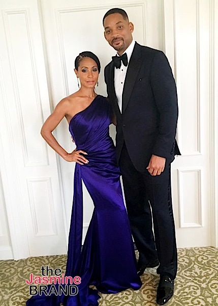 "Jada Pinkett-Smith Reacts To Rumors She & Will Smith Are ""Swingers"""