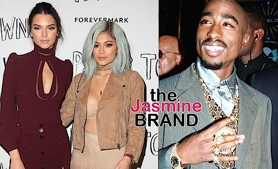 Kendall & Kylie Jenner Hit w/ Lawsuit Over Tupac T-Shirts