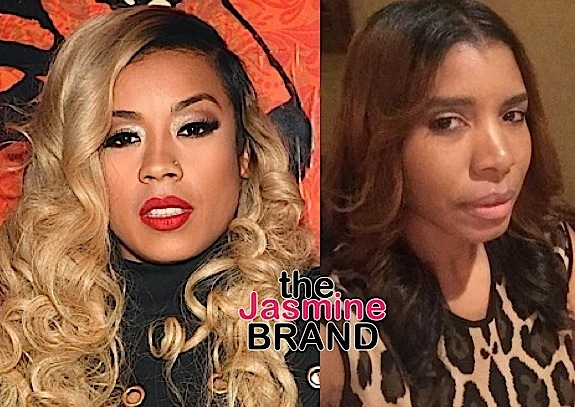Keyshia Cole Hit w/ $4 Million Lawsuit For Attacking Woman Over Birdman