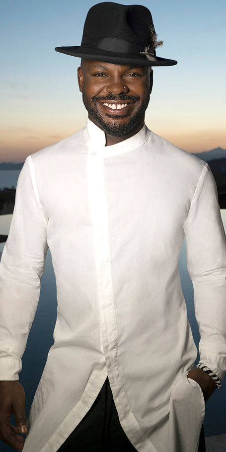 """EXCLUSIVE: Larry Sims Talks """"Invite Only Cabo"""", Decision To Do Reality TV & His Sexuality"""
