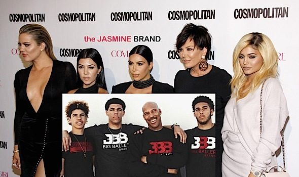 LaVar Ball Doesn't Want Family Compared to Kardashians: I ain't Kris Jenner!