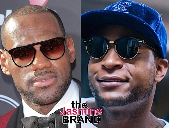 LeBron James Cheated On Wife & Has Secret Child, According To His Mom's Ex Da Real Lambo In Tell-All Book
