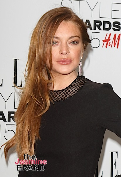 "Lindsay Lohan Says ""I'm Back"", As She Teases New Music [VIDEO]"