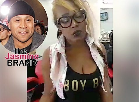 LL Cool J's Cryptic Message To Maia Campbell: You can't help someone who doesn't want it.