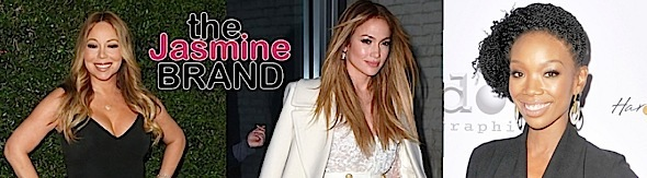 Brandy Denies Shading J.Lo Over Mariah Carey