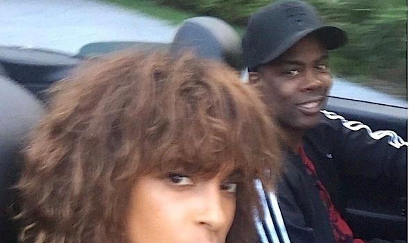 Chris Rock & Actress Megalyn Echikunwoke Break Up After 4 Years