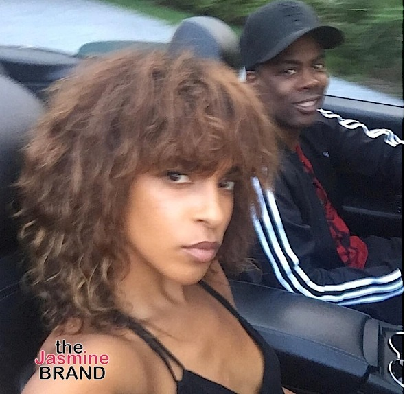Chris Rock & Actress Megalyn Echikunwoke Break Up After 4 Years