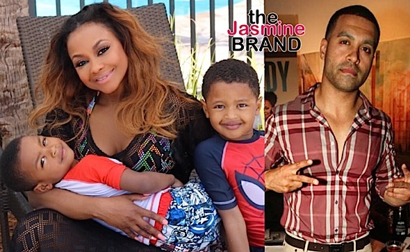 EXCLUSIVE: Phaedra Parks - No Kid Prison Visits For Ex Apollo Nida