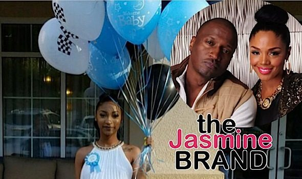 Kirk Frost Bought Baby Mama/Mistress A Baby Shower Gift From Wife Rasheeda's Store!