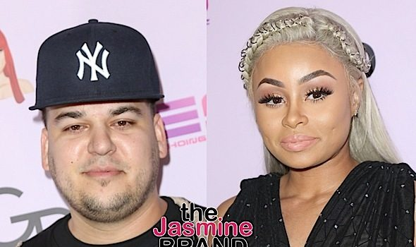 Blac Chyna – Rob Kardashian Threatened To Kill Himself At Least 6 Times!