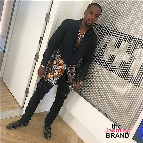 Safaree Samuels – 2 Suspects Arrested For Robbing Him At Gunpoint