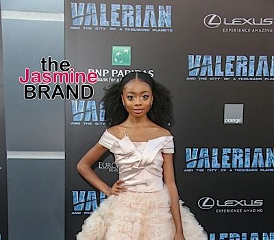 Skai Jackson Writting Book About Life Lessons & Clapping Back