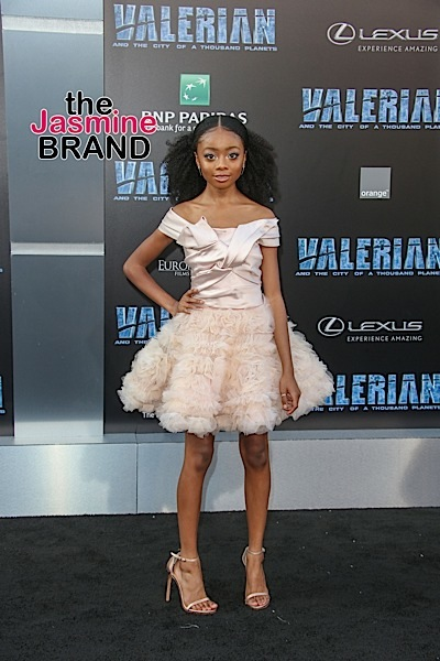 Skai Jackson Cast In Lee Daniels Comedy 'Our People'