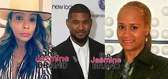 EXCLUSIVE: Woman Suing Usher Over Alleged Herpes, Hires Ex Wife Tameka Foster's Lawyer