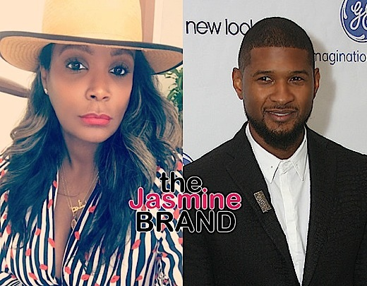 Woman Usher Allegedly Infected w/ STD Is Same Woman He Allegedly Cheated On Tameka Foster With