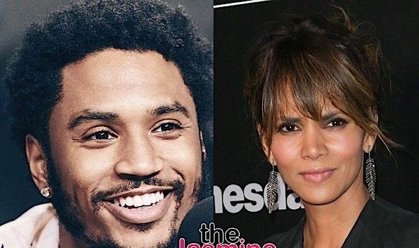 Trey Songz: I slid in Halle Berry's DMs