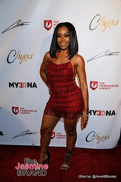 Blac Chyna Hosts Doll Launch Toribrixx Dominque Perry