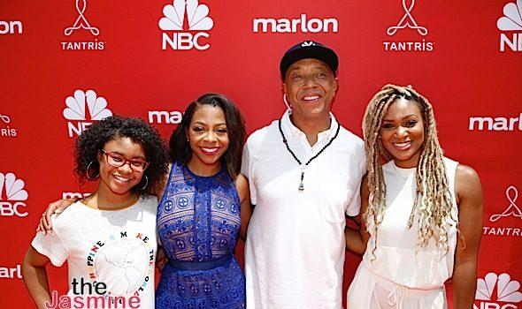 Bresha Webb Hosts 'Marlon' Event: Marlon Wayans, Russell Simmons, Gabrielle Dennis Attend