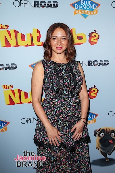 "Maya Rudolph Will Star in ""A Christmas Story"" Remake"