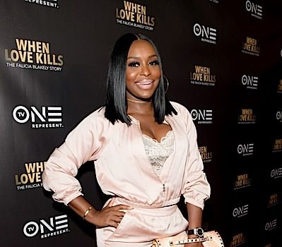 Married To Medicine's Quad Webb Reveals She Has A Baby Girl: My Mom & I Have Custody [VIDEO]